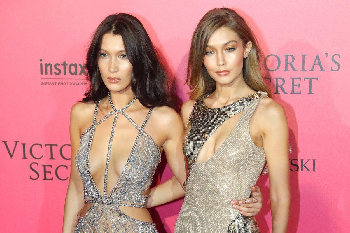 Gigi a Bella Hadid