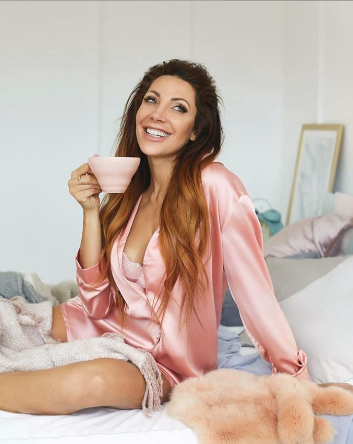 Ráno s milovanou kávou.