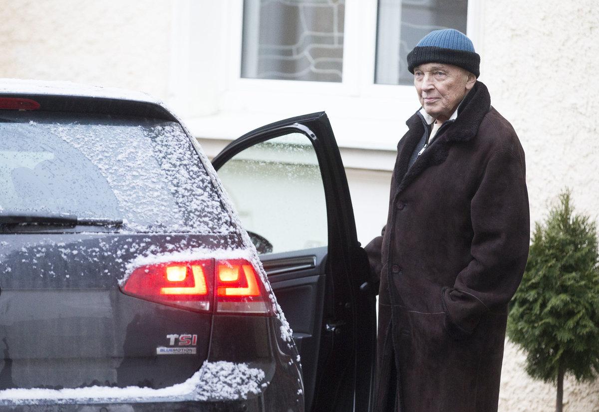 Karel Gott po čtvrté chemoterapii