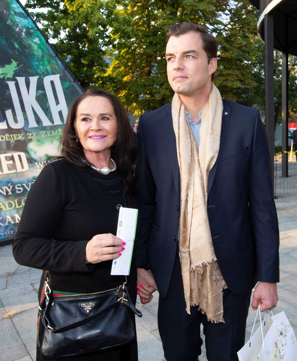 Premiéra muzikálu Čarodějka: Hana Gregorová a Ondřej Koptík