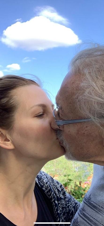 Karel Gott a Ivana Gottová