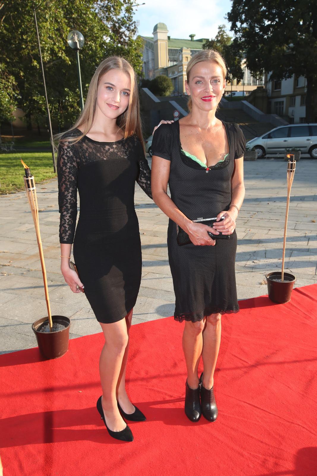 Lucie Zedníčková s dcerou Amélií: V duchu periferie