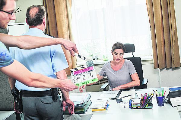 """""""Během natáčení Policie Modrava nic jiného netočím. Nestíhám,"""" přiznala Soňa Norisová."""