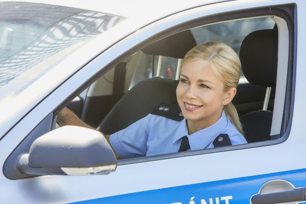 Policie Modrava
