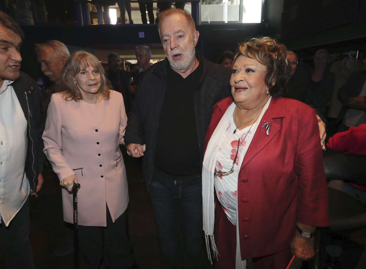 Eva Pilarová slaví 80 a křtila nové CD