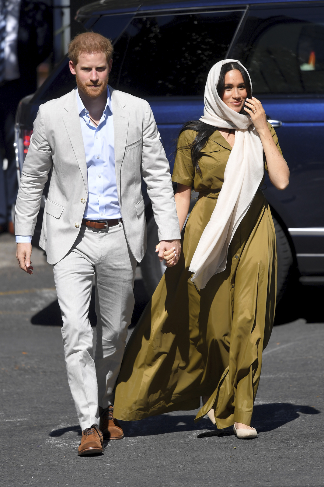 Meghan a princ Harry se v JAR rozhodně nechovají jako členové královské rodiny...