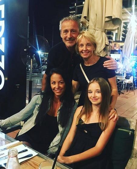 Veronika Žilková s dcerami
