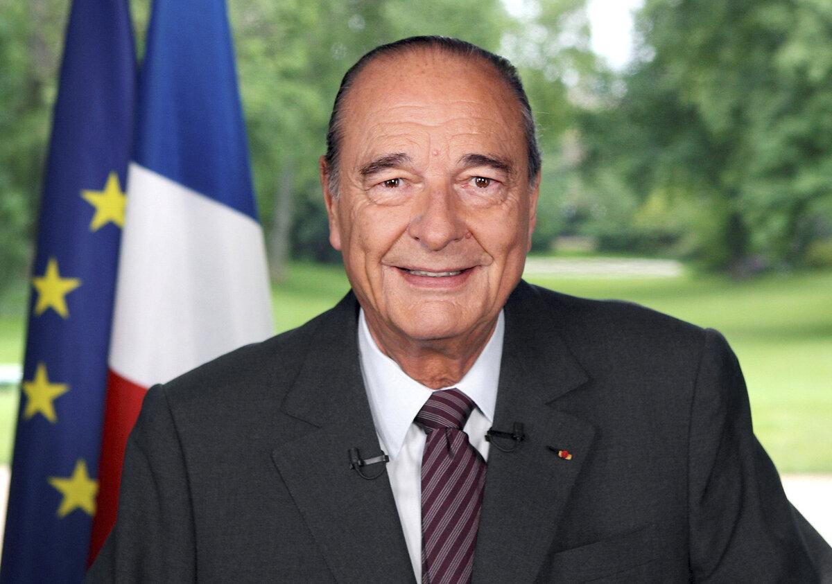 Jacques Chirac stál v čele Francie v letech 1995 až 2007.