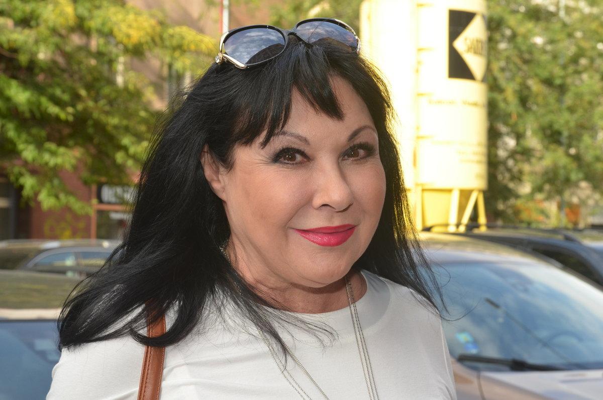 Dagmar Patrasová s obličejem opuchlým jako pumlíč