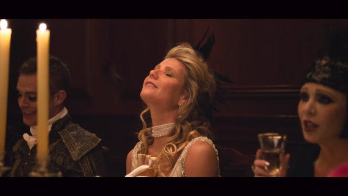 Držitelka Oscara Gwyneth Paltrowová svede v seriálu Politik Martinu Navrátilovou