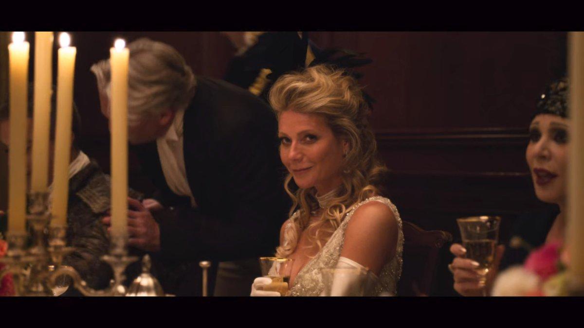 Držitelka Oscara Gwyneth Paltrovowá svede v seriálu Politik Martinu Navrátilovou