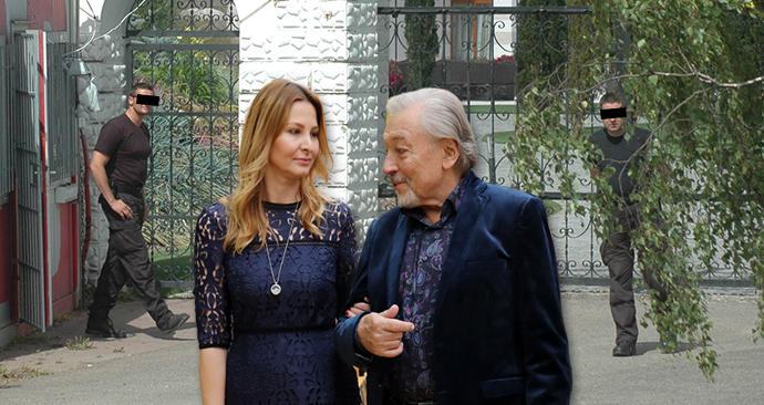 Karel Gott a Ivana