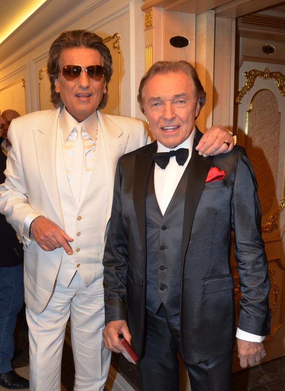 Toto Cutugno a Karel Gott