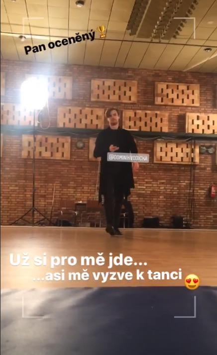 Veronika Kubařová se těší na trénink.