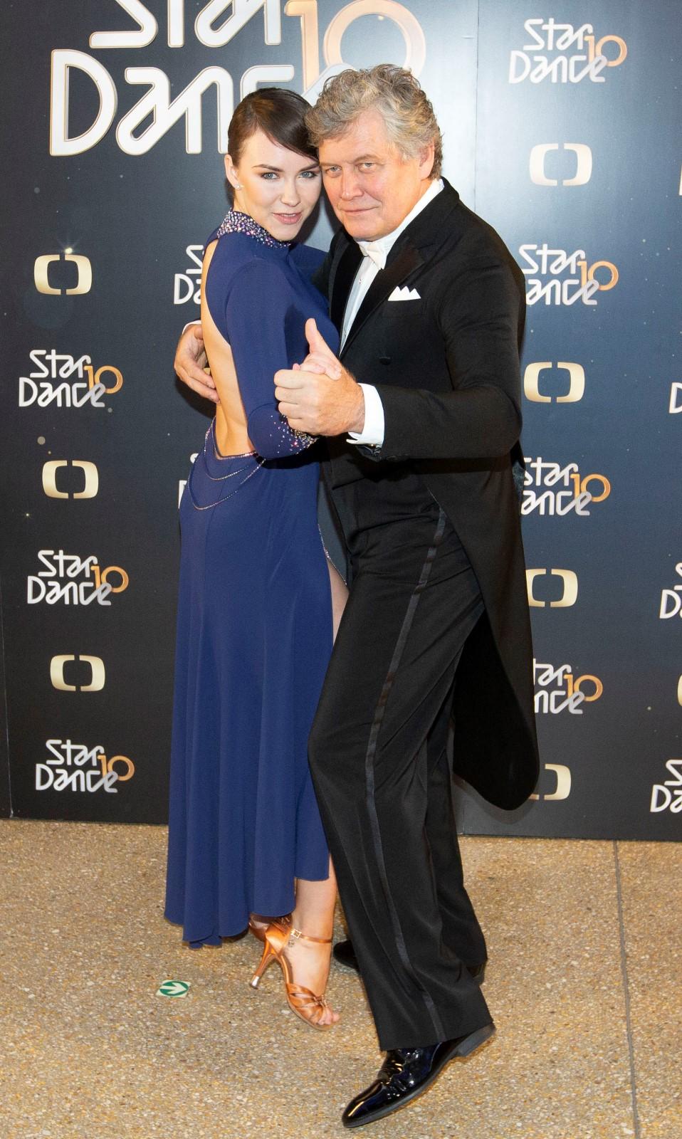 StarDance: Miroslav Hanuš a Adriana Mašková