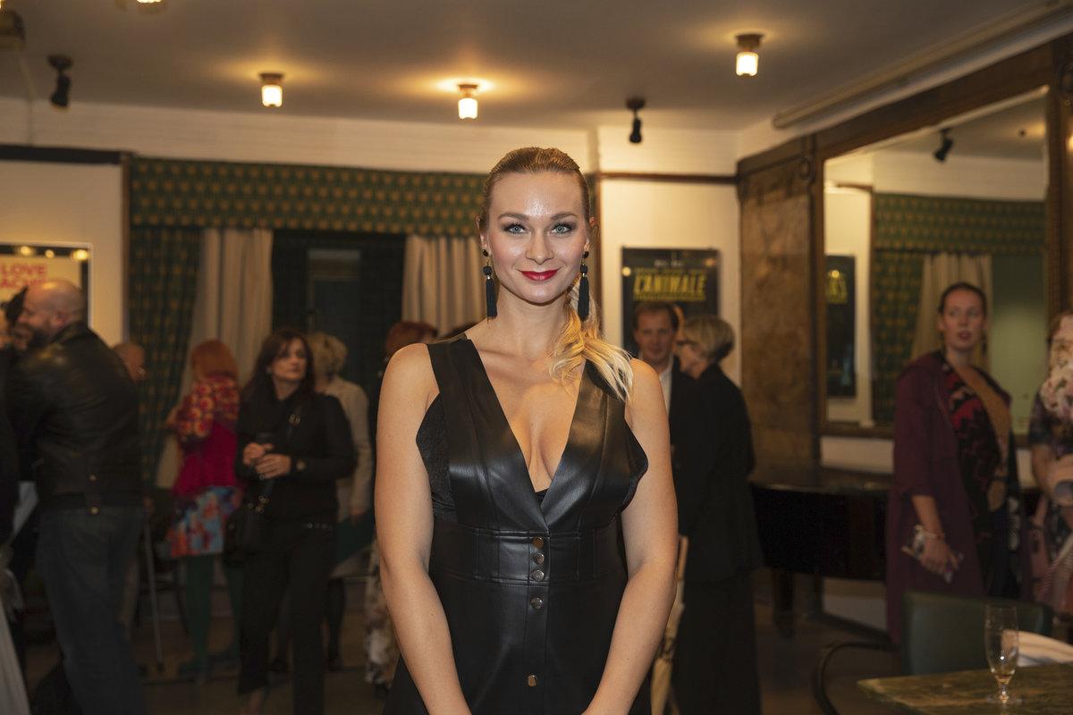 Premiéra filmu Pražské orgie: Barbora Mottlová