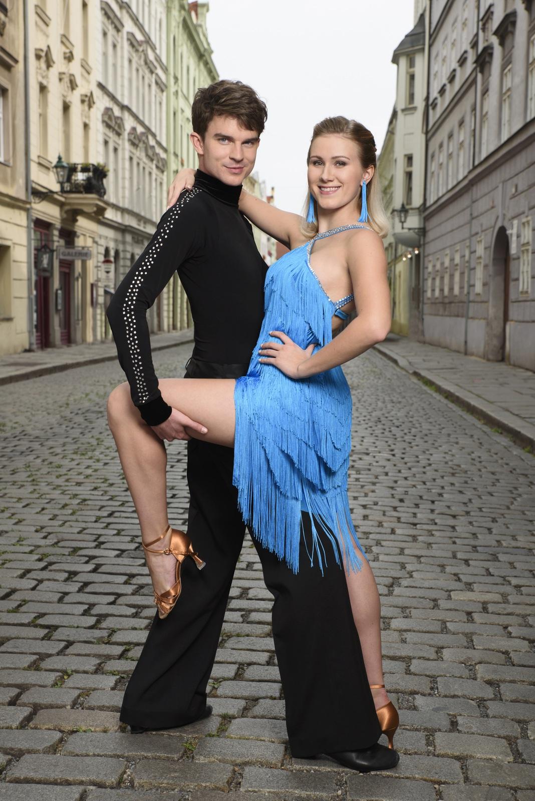 Kovy teď také tančí ve StarDance v České televizi