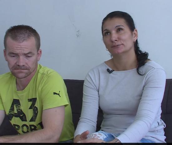 Zdena a Petr po skončení Výměny manželek