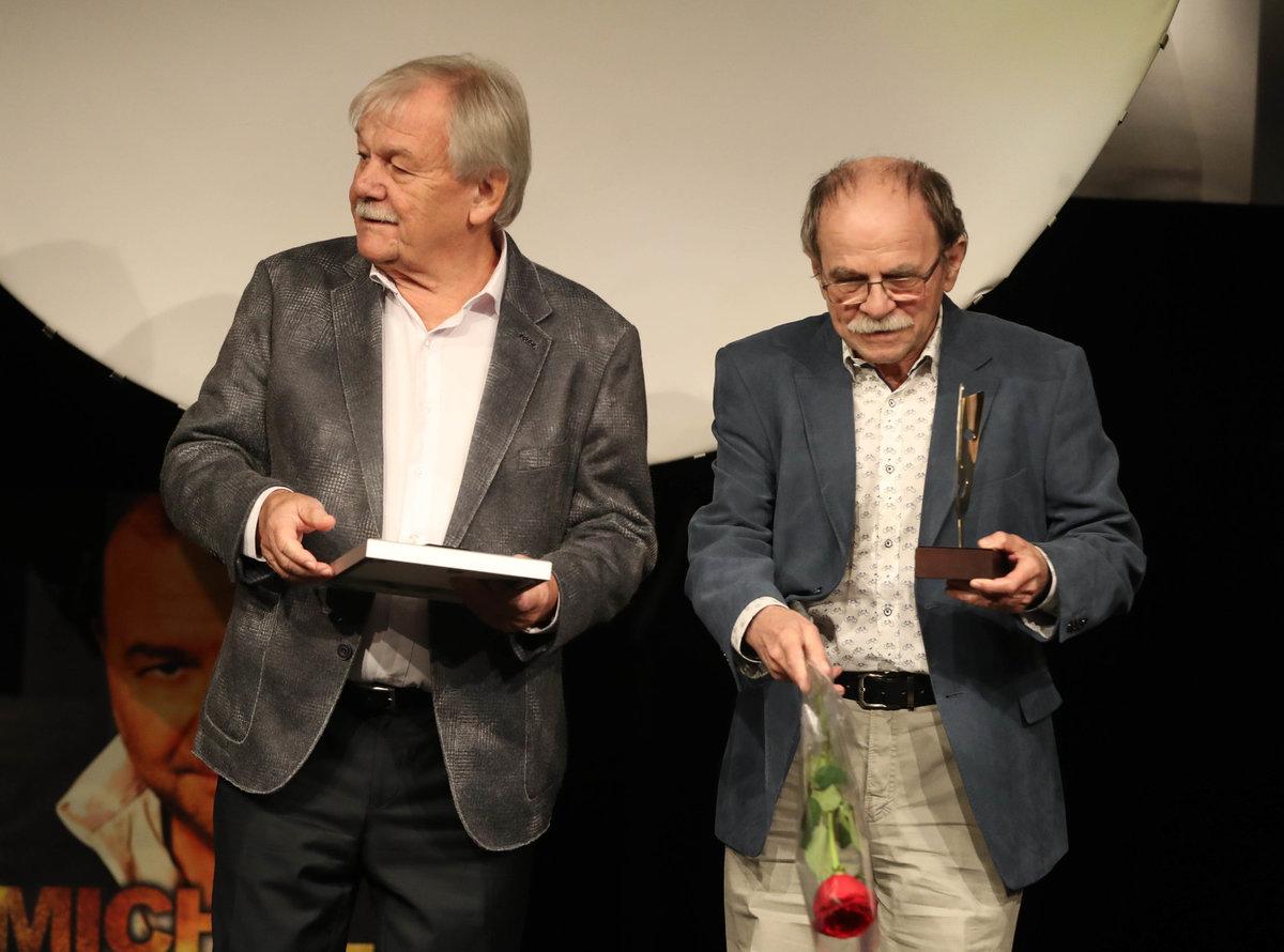 Karel Šíp a Jaroslav Uhlíř