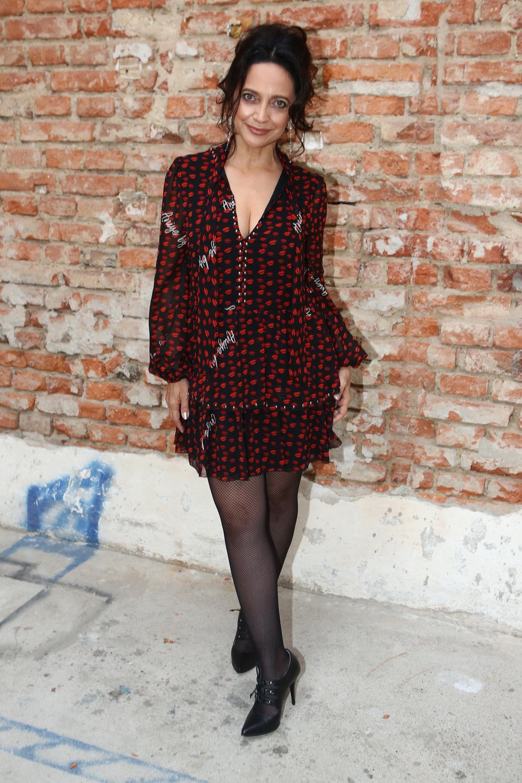 Lucie Bílá křtila své nové album Ta o mně