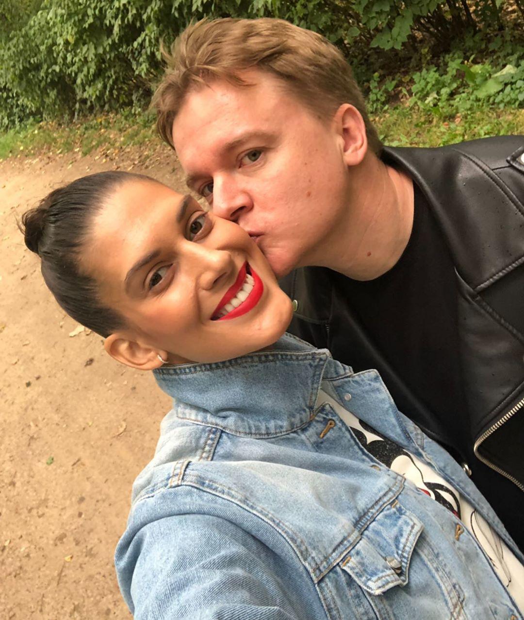 Aneta Vignerová je s Petrem Kolečkem opravdu šťastná