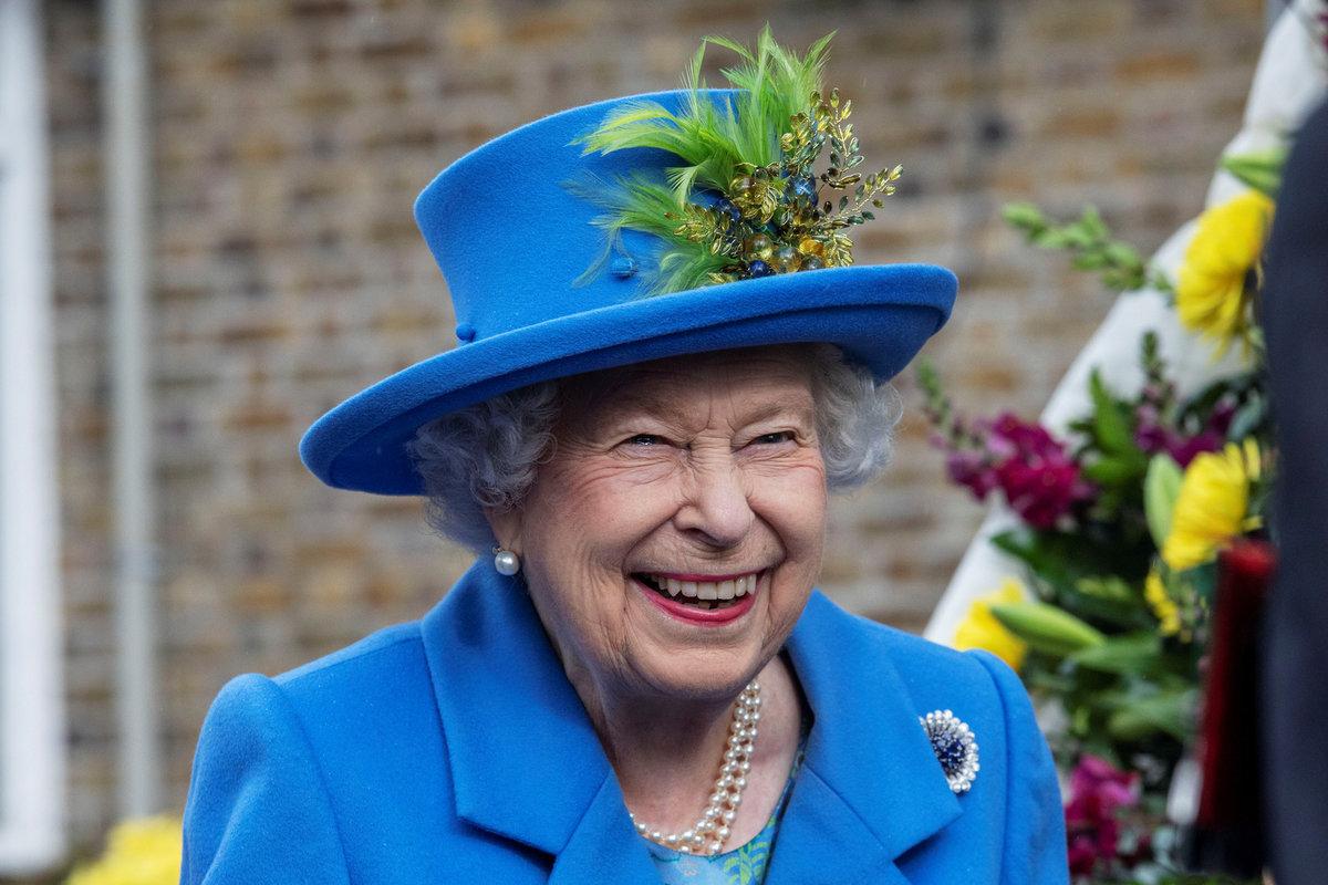 Královna Alžběta II:
