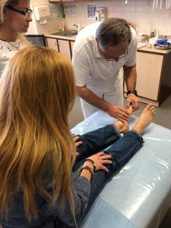 Gabriela Koukalová má díky StarDance bolestivé zranění!