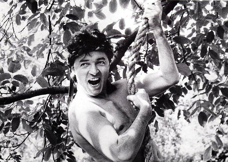 Karel Gott chtěl hrát Tarzana, bohužel nabídku nikdy nedostal.