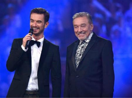 Florian Silbereisen a Karel Gott ve velké televizní show Schlagerboom