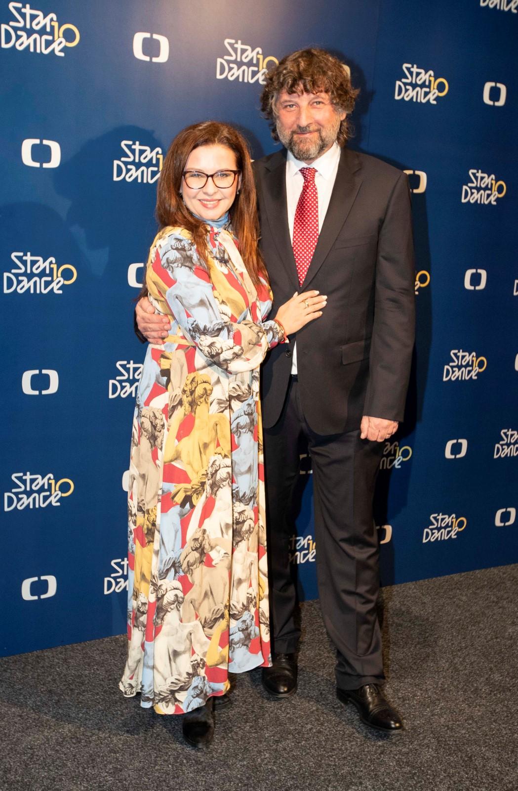 StarDance: Dana Morávková s manželem Petrem Maláskem