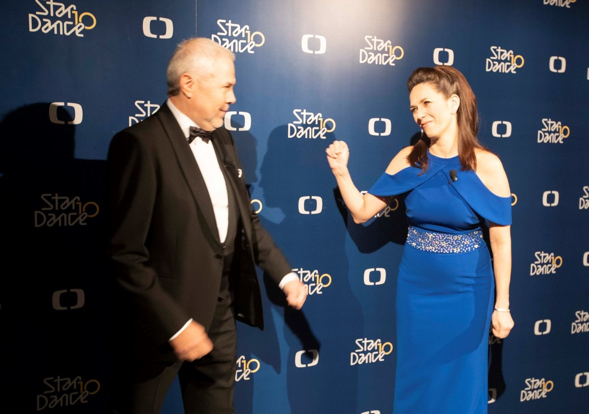 StarDance: Tereza Kostková a Marek Eben