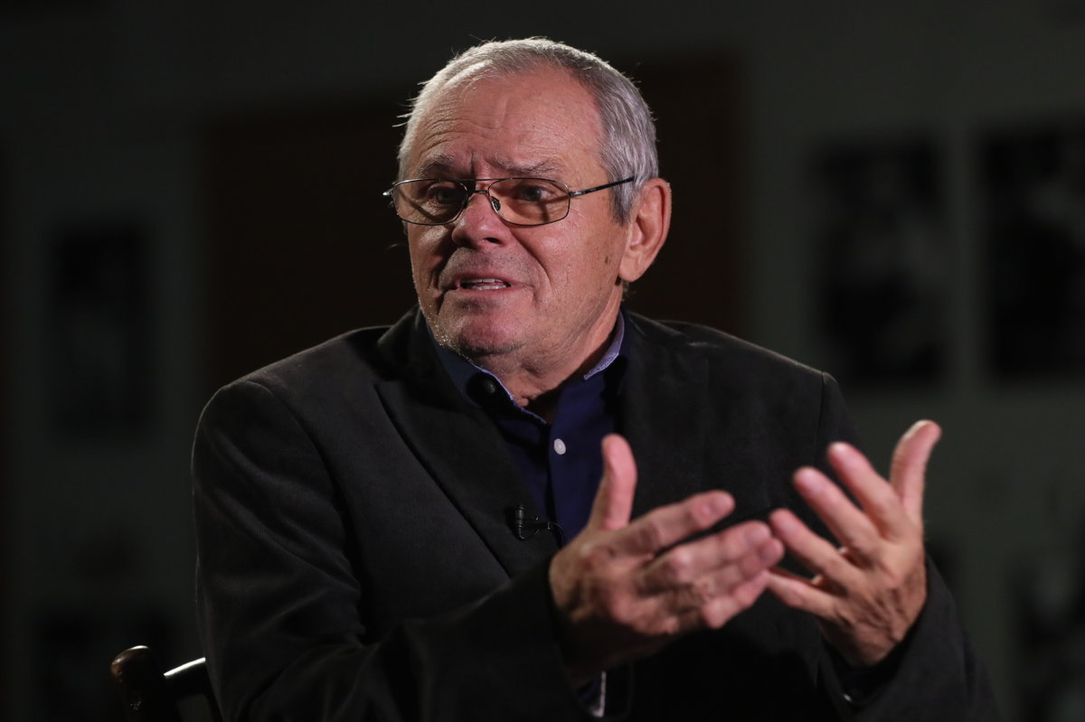 Slovenský expolitik Milan Kňažko v rozhovoru pro Blesk k 30 letům svobody.