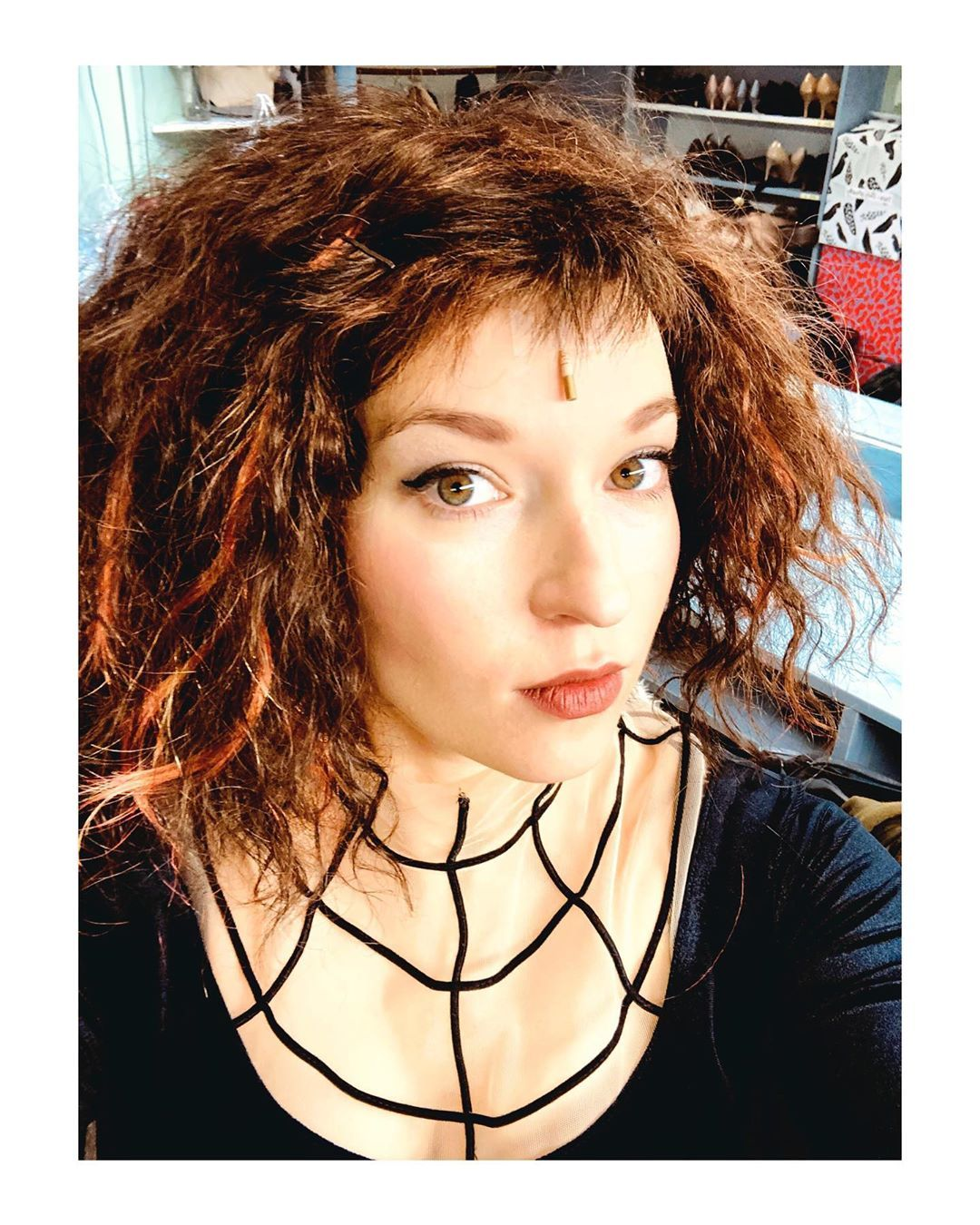 Berenika Kohoutová jako Saxana