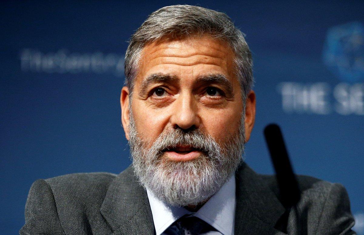 Podle José Mourinha by ho měl ve filmu hrát George Clooney