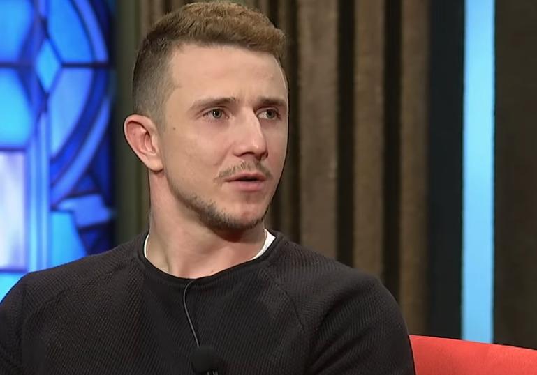 Jakub Štáfek v Show Jana Krause