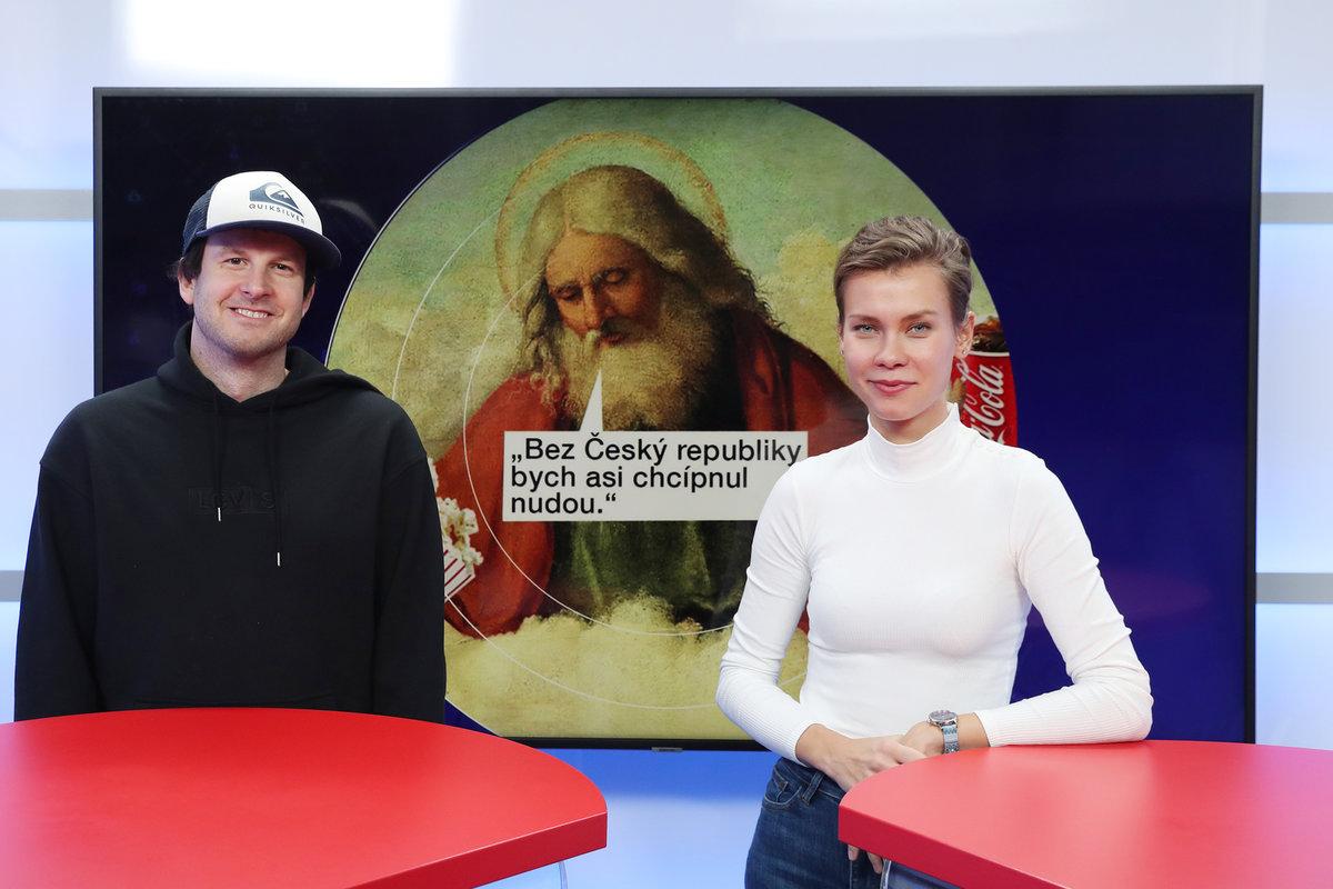 Tomáš Břínek hostem Epicentre Blesku