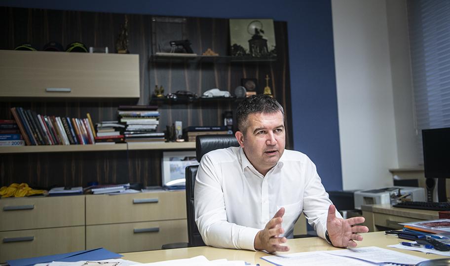 Jan Hamáček ČSSD, místopředseda vlády a ministr vnitra ČR
