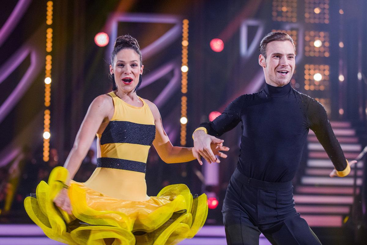 Veronika Khek Kubařová a Dominik Vodička