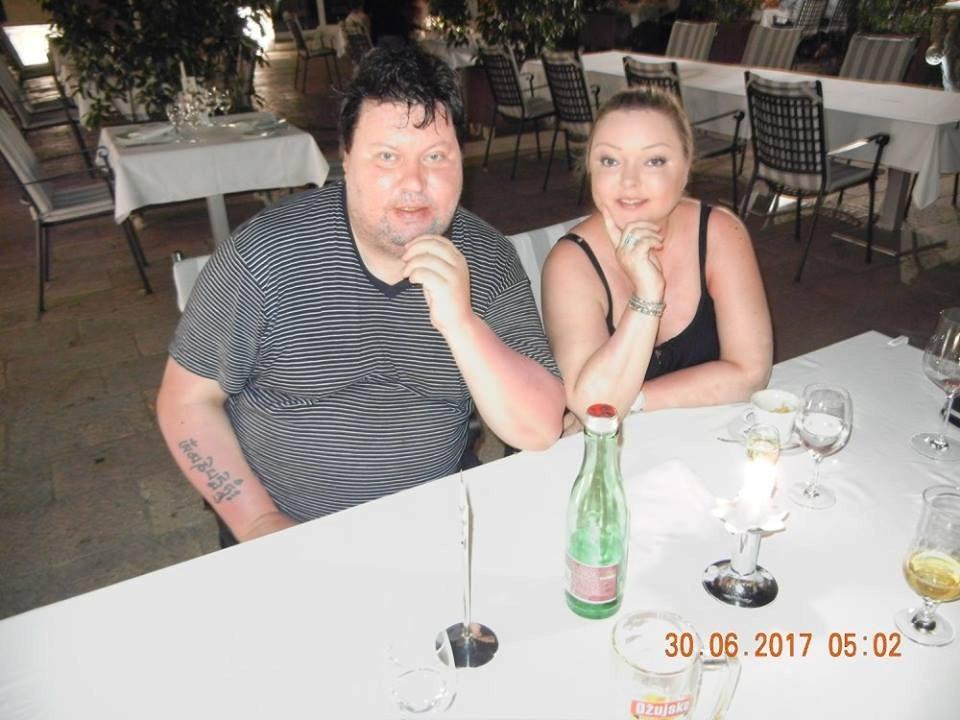 Timo Tolkki a Dominika Gottová