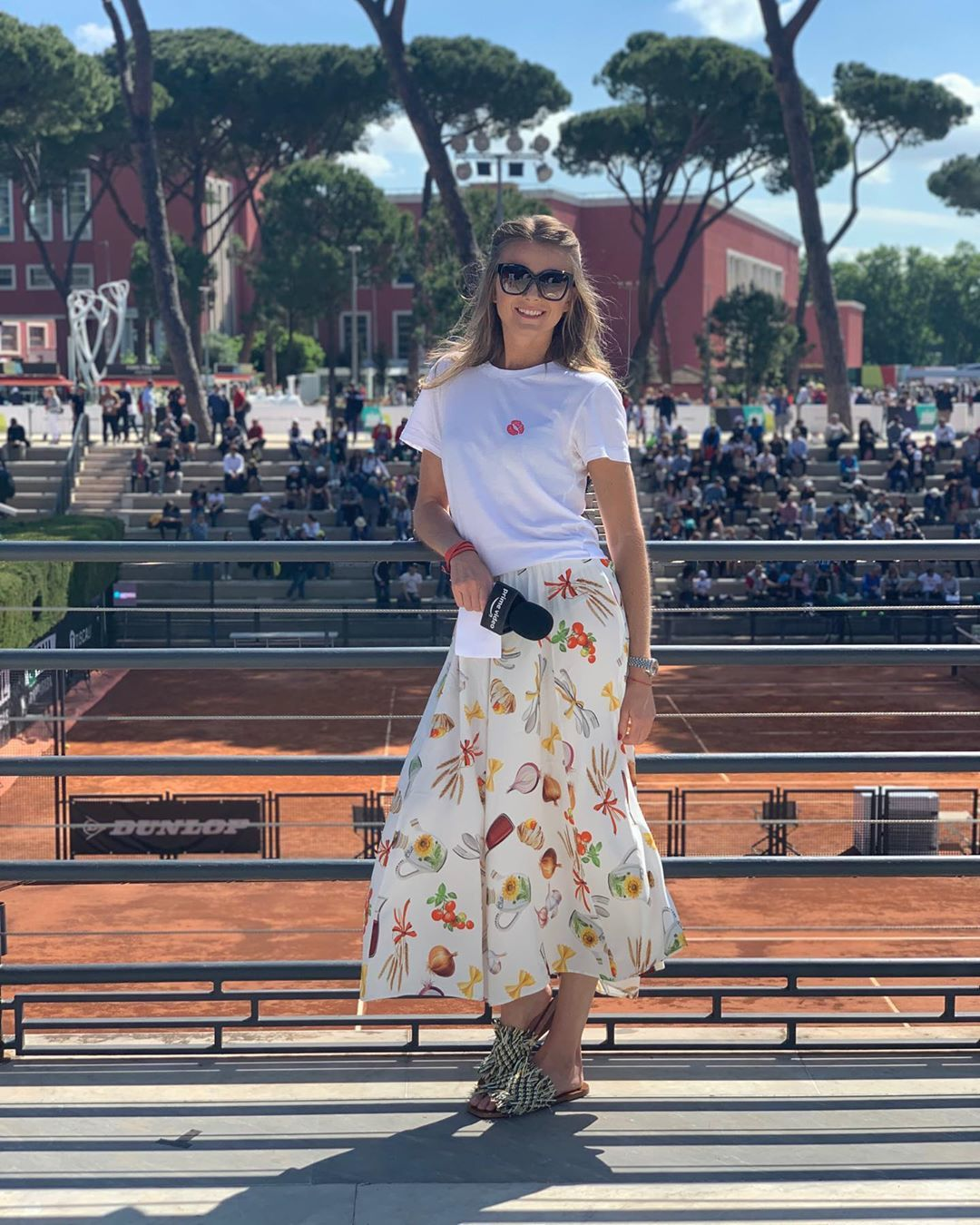 Půvabná Slovenka Daniela Hantuchová praštila s profesionálním tenisem před dvěma lety. Momentálně pracuje pro televizní společnosti jako expert!