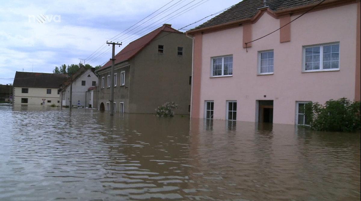 Mise nový domov: Tomášovi vzala dům velká voda