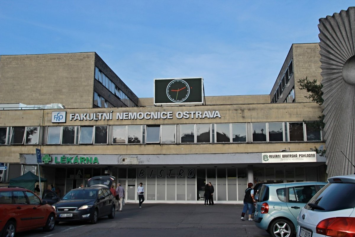 Fakultní nemocnice Ostrava