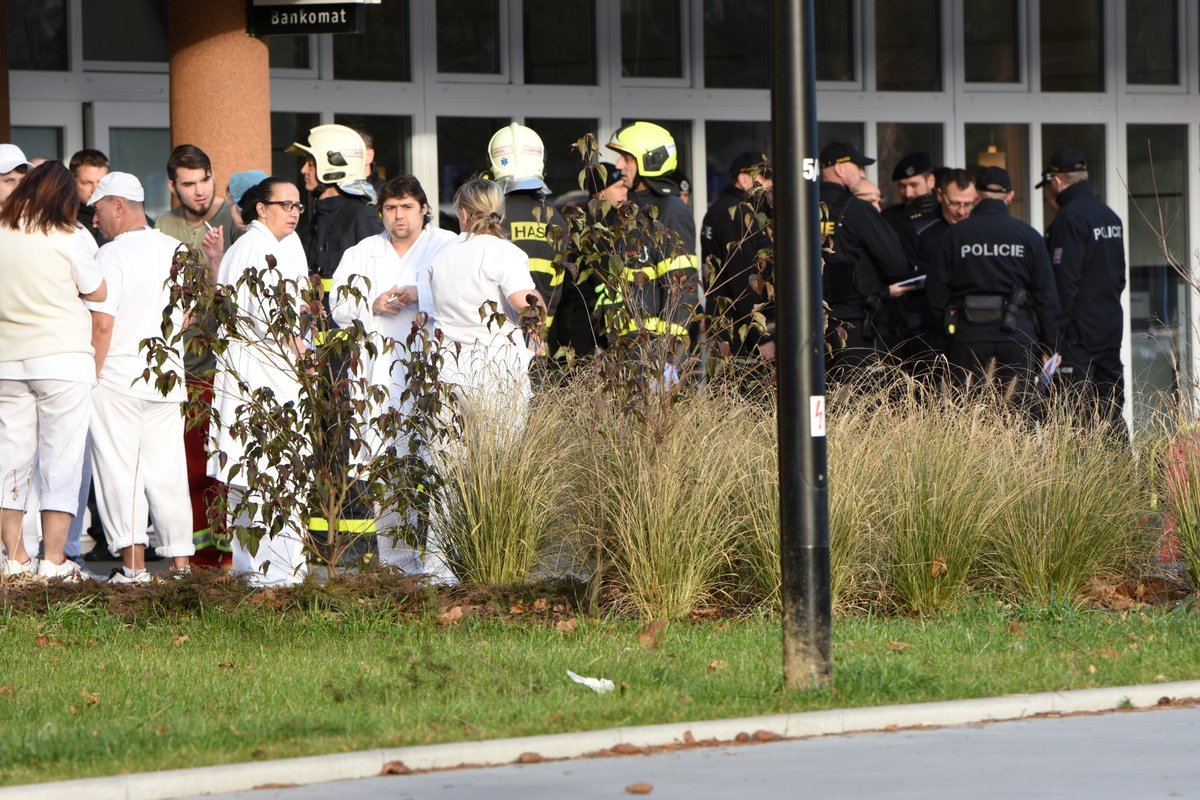 Střelba v ostravské nemocnici si vyžádala šest mrtvých