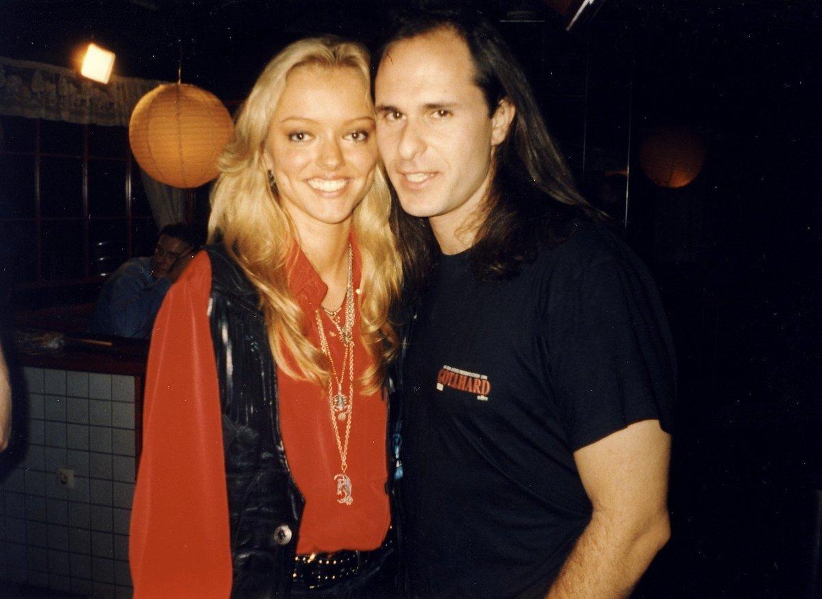 Dominika Gottová a Steve Lee
