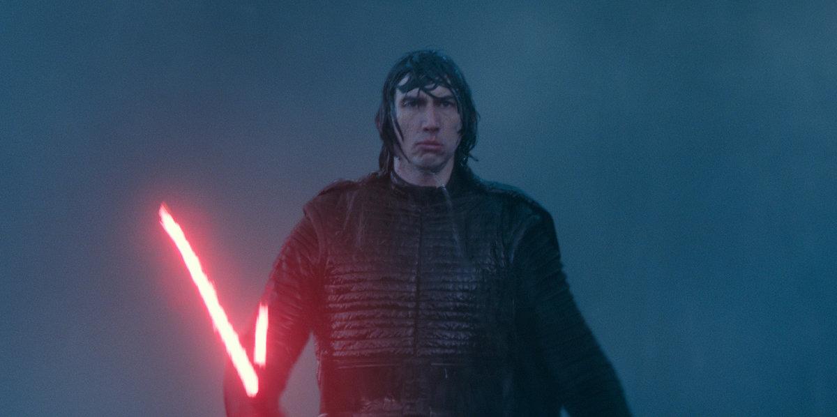 Záběry ze snímku Star Wars: Vzestup Skywalkera.