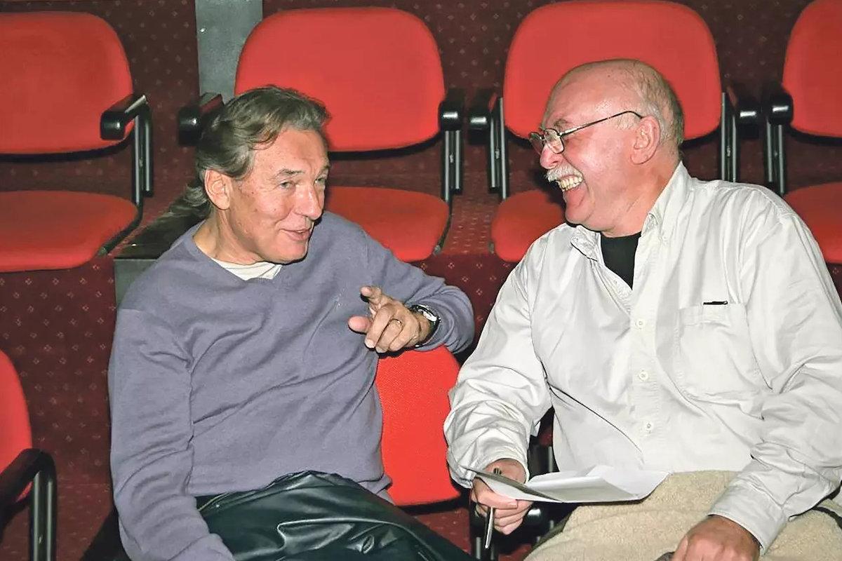 Karel Gott a Miloš Skalka