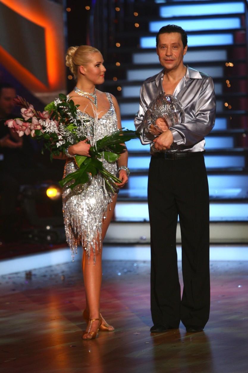2010 - Pavel Kříž a Alice Stodůlková