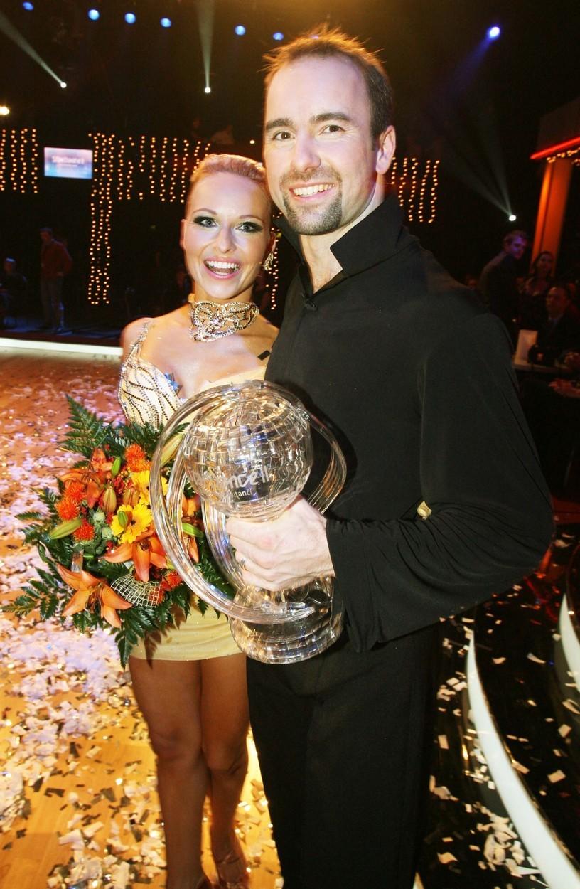 2007 - Aleš Valenta a Iva Langerová