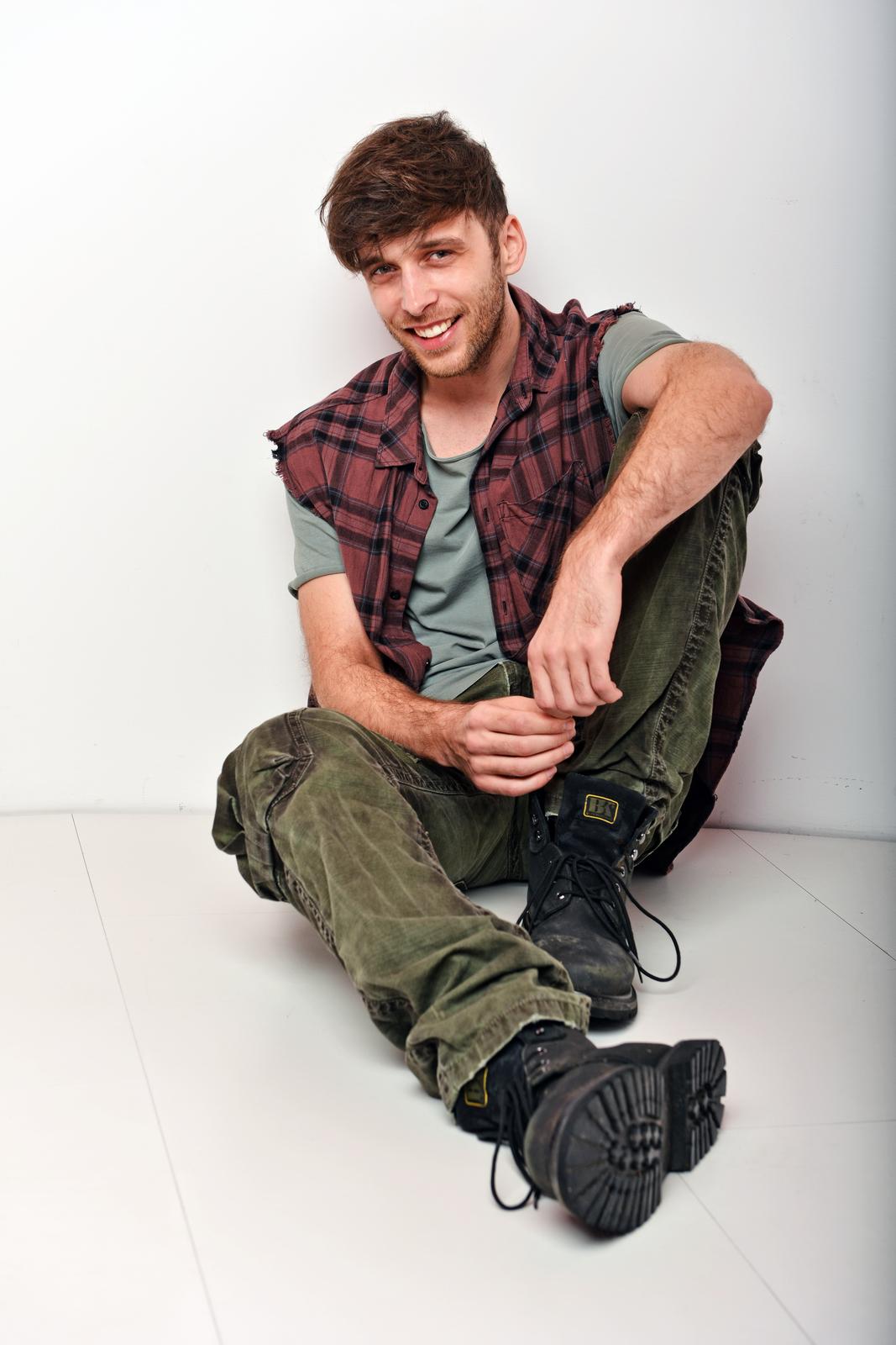 Roman Tomeš v seriálu Slunečná