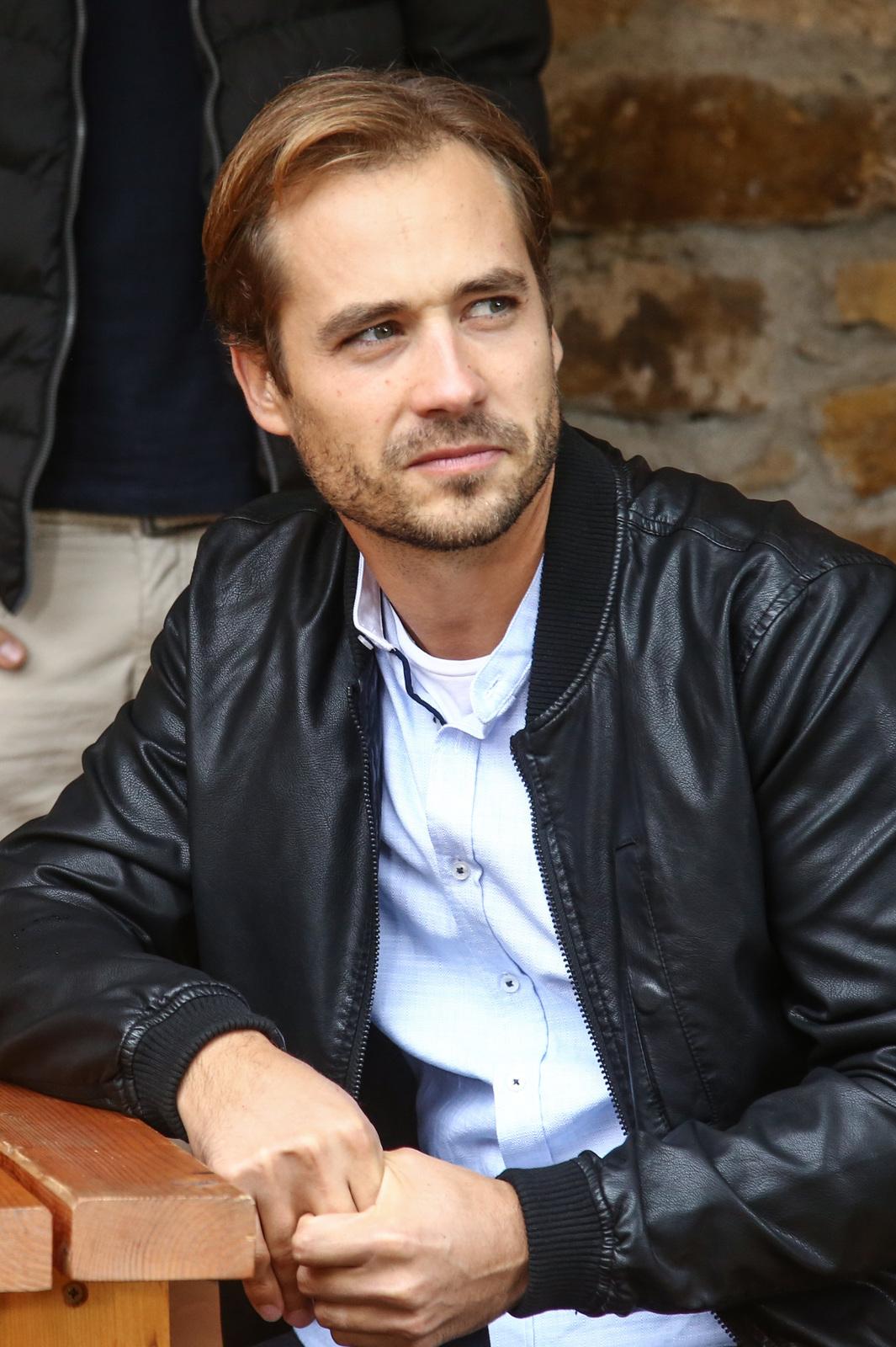 Filip Tomsa v seriálu Slunečná